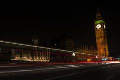 Grand Ben par nuit Photographie stock libre de droits