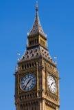 Grand Ben Tower London England supérieur photographie stock libre de droits