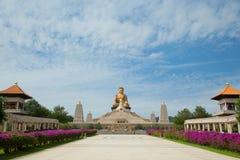 Grand Bouddha à Kaohsiung à Taïwan photo libre de droits