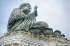 Grand Bouddha à l'île de Lanta photographie stock libre de droits