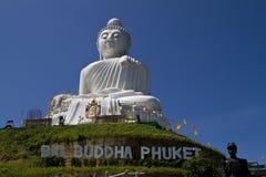 Grand Bouddha Photos stock