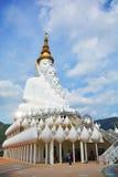Grand Bouddha chez Wat Phra That Pha Son Kaew Photos stock