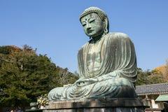 Grand Bouddha Daibutsu à Tokyo, Japon Photo stock