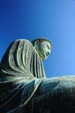 Grand Bouddha de Kamakura Images stock