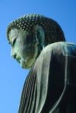 Grand Bouddha de Kamakura Photos stock