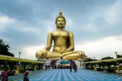 Grand Bouddha de la Thaïlande Images stock