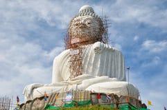 Grand Bouddha de Phuket Photographie stock libre de droits