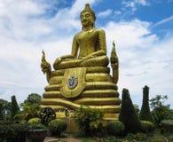 Grand Bouddha phuket Image libre de droits