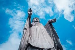 Grand Bouddha ?Ushiku Daibutsu ?au Japon image stock