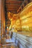 Grand Bouddha Wat Pho Photo libre de droits