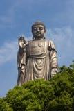 Grand Buddha at Lingshan Royalty Free Stock Images