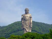 Grand Buddha statue at Lingshan Royalty Free Stock Image