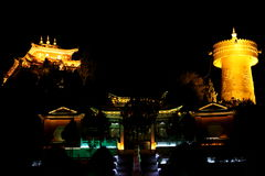 Grand Buddha Temple Royalty Free Stock Photos