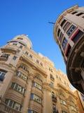 Grand Buildings, City Center, Valencia Stock Photography