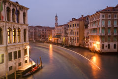 Grand canal Stock Photography