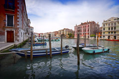 Grand Canal. Royalty Free Stock Photo