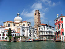 Grand Canal 2 Stock Photography
