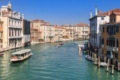 Grand Canal Royalty Free Stock Image