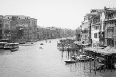 Grand Canal Stockbilder