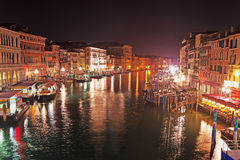Grand Canal stock foto's