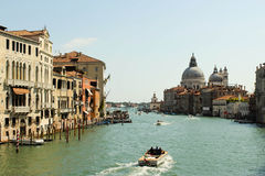 Grand canal Images stock