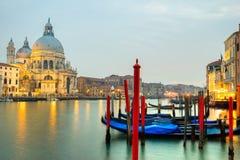 Basilica Santa Maria della Salute, Venice, Italy royalty free stock images