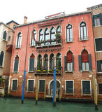Grand Canal Buildings Stock Photos