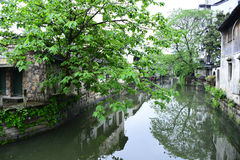 Grand canal china Stock Images