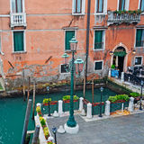 Grand Canal corner Stock Photos