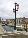 Grand Canal i Venedig, Italien, royaltyfria bilder