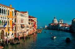 Free Grand Canal In Venice, Italy Stock Image - 23720091