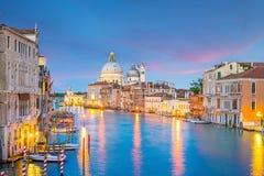 Free Grand Canal In Venice, Italy With Santa Maria Della Salute Basil Stock Image - 96709871