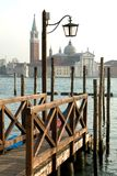 Grand Canal Scene, Venice, Italy Royalty Free Stock Photos
