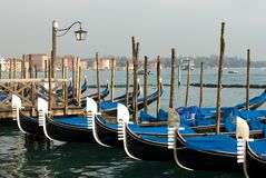 Grand Canal Scene, Venice, Italy Royalty Free Stock Photo