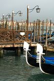 Grand Canal Scene, Venice, Italy Stock Photo