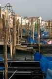 Grand Canal Scene, Venice, Italy Royalty Free Stock Images