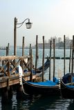 Grand Canal Scene, Venice, Italy Stock Image