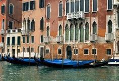 Grand Canal Scene, Venice, Italy Royalty Free Stock Image