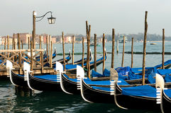 Grand Canal Scene, Venice, Italy Royalty Free Stock Photography