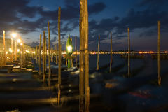 Grand Canal Sunrise Stock Photography