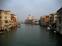 Grand Canal, Venedig Lizenzfreie Stockfotos