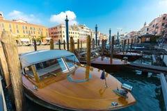 Grand Canal -- Venetië royalty-vrije stock afbeeldingen