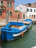 The Grand Canal in Venezia Royalty Free Stock Image