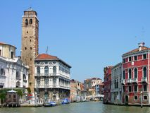 Grand Canal, Venice Royalty Free Stock Photography