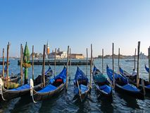 The Grand Canal of Venice Stock Images