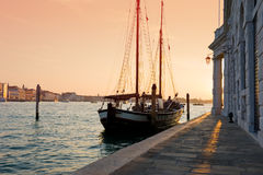Grand canal, Venice. Stock Photography