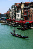 Grand Canal Venice Stock Images