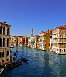 The Grand Canal in Venice 3, Stock Photo