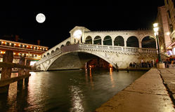 The Grand Canal in Venice Royalty Free Stock Images