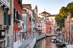 Grand Canal in Venice Royalty Free Stock Photos